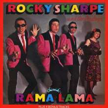 Rocky Sharpe & Replays: Rama Lama, CD