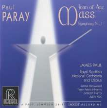 Paul Paray (1886-1979): Symphonie Nr.1, CD