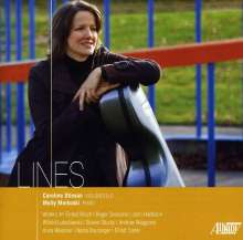 Lines: Cello Works/Suite No.3, CD