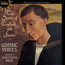 The Spirit of England & France Vol.3, CD