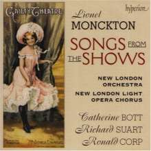 Lionel Monckton (1861-1924): Songs from the Shows, CD
