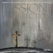 Eriks Esenvalds (geb. 1977): Passion and Resurrection, CD