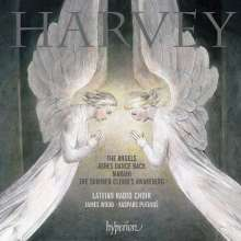 Jonathan Harvey (geb. 1939): The Angels für Chor, CD