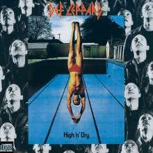 Def Leppard: High'n'Dry, CD