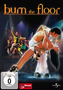 Burn The Floor (Tanzshow), DVD