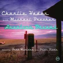 Charlie Haden & Michael Brecker: American Dreams, CD