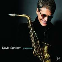 David Sanborn  (geb. 1945): Time Again, CD