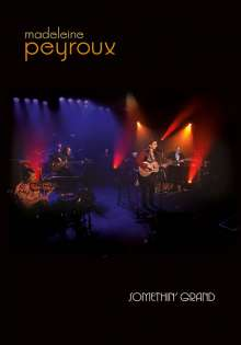 Madeleine Peyroux  (geb. 1974): Somethin' Grand: Live In Los Angeles 2009, DVD