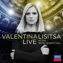 Valentina Lisitsa - Live at the Royal Albert Hall, DVD