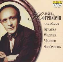 Jascha Horenstein conducts, 2 CDs