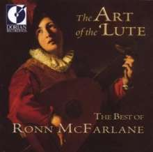 Ronn McFarlane - The Art of Lute, CD