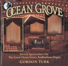 The Great Ocean Grove Auditorium Organ New Jersey, CD