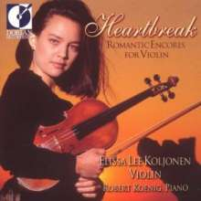 Elissa Lee Koljonen - Heartbreak, CD
