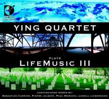 Ying Quartet - Life Music 3, CD