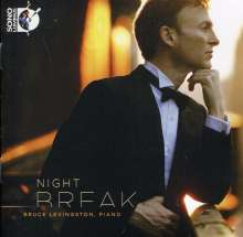 Bruce Levingston - Night Break, CD