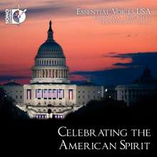 Celebrating the American Spirit, CD