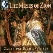 The Muses of Zion - Evangelische Kirchenmusik, CD