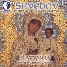 Konstantin Shevdov (1886-1954): Liturgy of St.John Chrysostom, CD