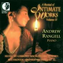 Andrew Rangell - Intimate Works II, CD