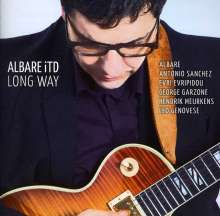 Albare iTD: Long Way, CD
