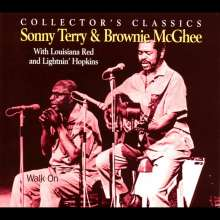 Sonny Terry & Brownie McGhee: Walk On: Live, CD