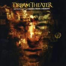Dream Theater: Metropolis Part 2 - Scenes From A Memory, CD