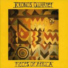 Kronos Quartet - Pieces of Africa, CD