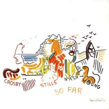Crosby, Stills, Nash & Young: So Far, CD