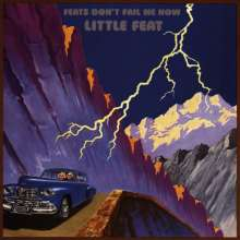 Little Feat: Feats Don't Fail Me Now, CD