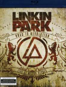 Linkin Park: Road To Revolution: Live At Milton Keynes 2008, Blu-ray Disc