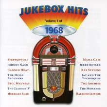 Jukebox Hits: Vol. 1-Jukebox Hits Of 1968, CD