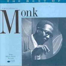 Thelonious Monk  (1917-1982): The Best Of The Blue Note Years, CD