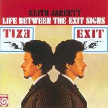 Keith Jarrett  (geb. 1945): Life Between The Exit Signs, CD