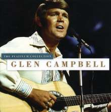 Glen Campbell: The Platinum Collection, CD
