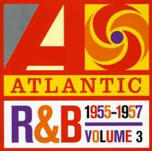 Atlantic R&B Vol. 3: 1955 - 1957, CD