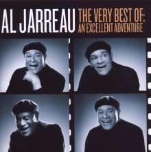 Al Jarreau  (geb. 1940): The Very Best Of: An Excellent Adventure, CD