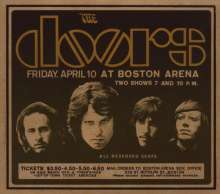 Doors: Live From The Boston Arena 1970, 3 CDs