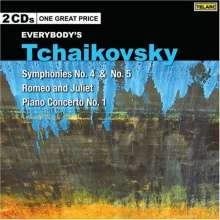 Everybody's Tschaikowsky, 2 CDs