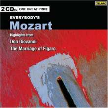 Everybody's Mozart, 2 CDs