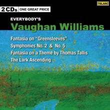 Everybody's Vaughan Williams, 2 CDs