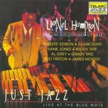 Lionel Hampton  (1908-2002): Just Jazz - Live At The Blue Note, CD