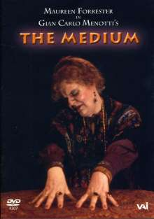 Gian-Carlo Menotti (1911-2007): The Medium, DVD
