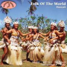 Hawaii - Folk Of The World, CD