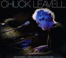 Chuck Leavell: Live In Germany: Green Leaves & Blue Notes Tour, 2 CDs