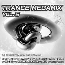 Various Artists: Trance Megamix Vol. 5, 2 CDs