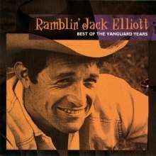 Ramblin' Jack Elliott: Best Of The Vanguard Ye, CD
