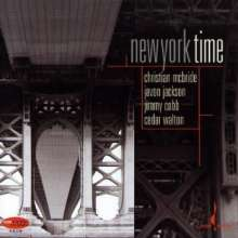Christian McBride  (geb. 1972): New York Time, SACD