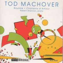 Tod Machover (geb. 1953): Chanson d'Amour f.Klavier, CD