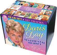 Doris Day: Sentimental Journey - The Legend At Her Best (187 Tracks), 10 CDs