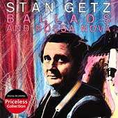 Stan Getz  (1927-1991): Ballads And Bossa Nova, CD